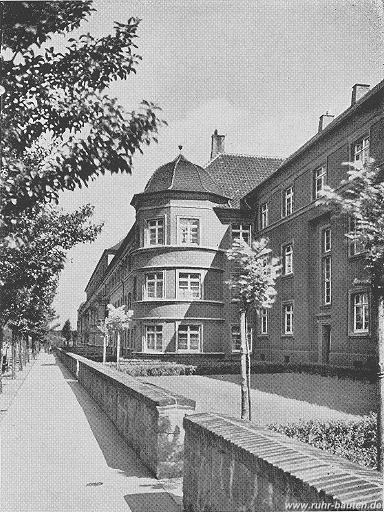 Architekt Dortmund ruhr bauten de gebäudesuche