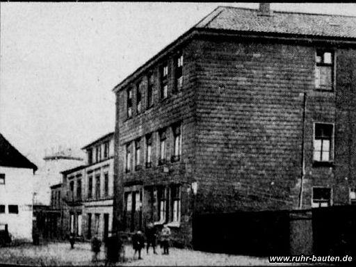 Ruhr Bauten De Gebaudesuche